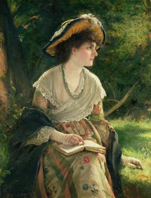 woman-reading-robert-james-gordon.jpg